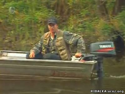 Рыбалка в устье реки Рось (Черкасск...