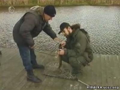 Ловля щуки в пойменных озерах + Нах...