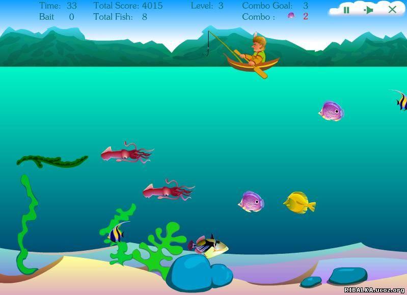 Русская рыбалка игра онлайн игра