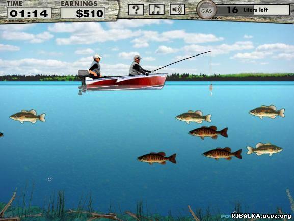 играть в рыбалку большая рыбалка