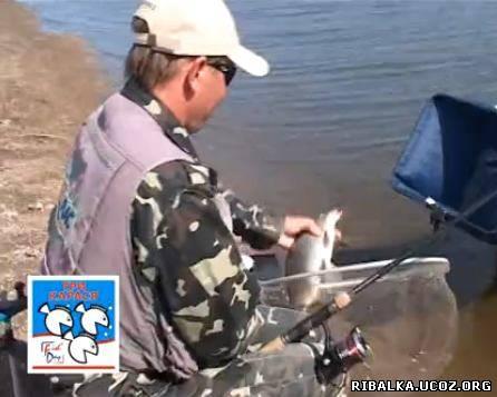 поплавочна рибалка відео