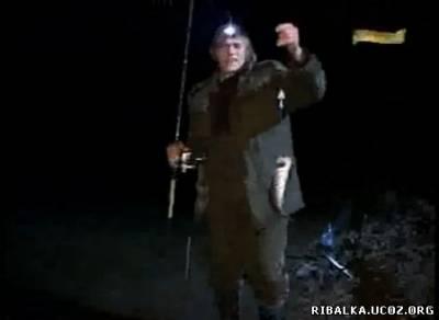 Ловля налима на реке Оке