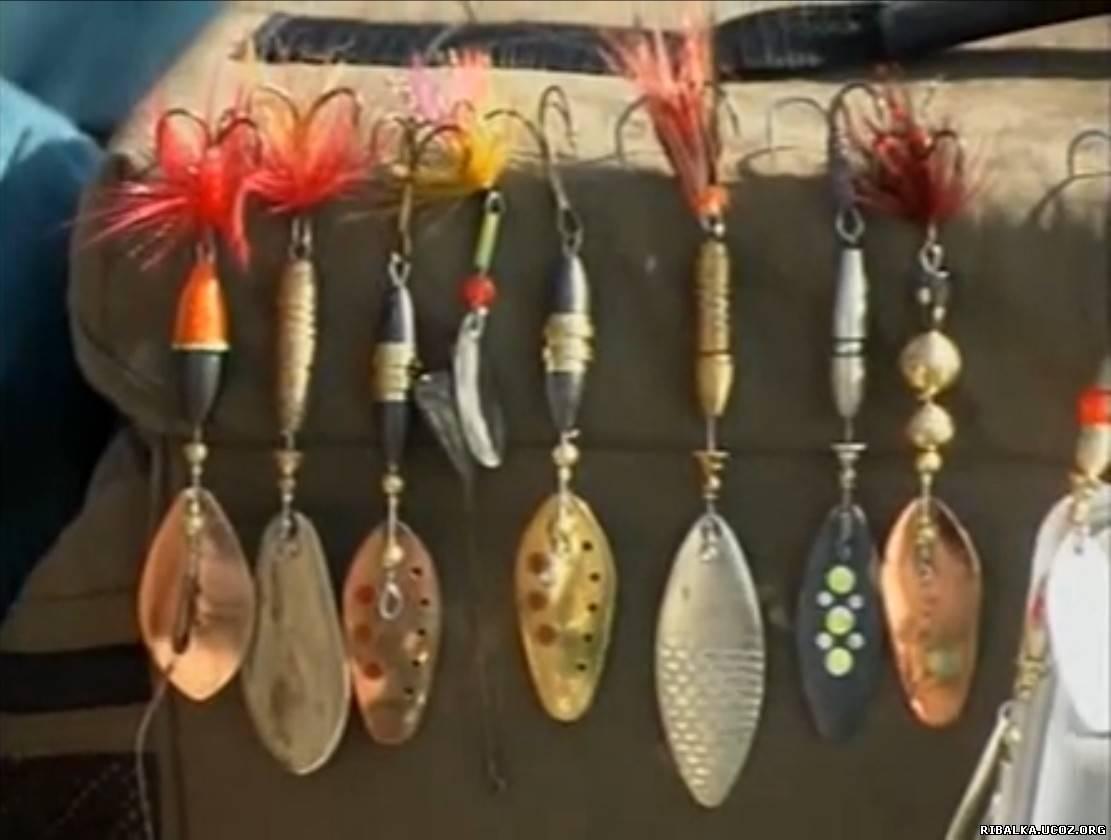 Рыбалка ловля щуки на блесну часть 1