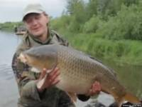 Видео Рыбачьте с нами, август 2012 (карпфишинг)